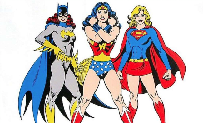 female-superheroes