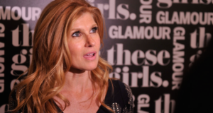Actress Connie Britton Says She Decided To Stop Looking At Herself In The Mirror