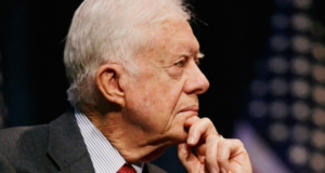Jimmy Carter Dedicating The Rest Of His Life Fighting For Women's Rights