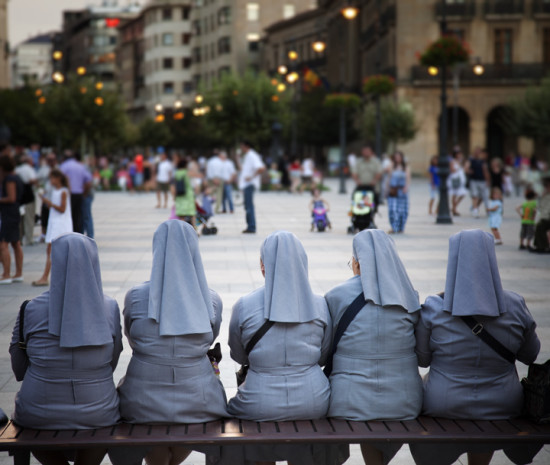 nuns-sitting-outside