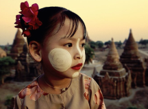 'Girl Determined' Program Giving Burmese Girls A Much-Needed Public Voice