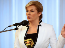 Croatia's 1st Female President Kolinda Grabar-Kitarovic Says Female Empowerment Is Key To Economic Growth