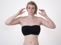 Artist Photoshops Herself 126 Times To Point Out Ridiculous Industry Beauty Standards