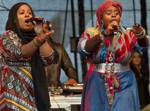 "Meet The First British Female Muslim Hip Hop Duo – ""Poetic Pilgrimage"""