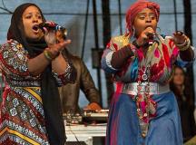 "Meet The First British Female Muslim Hip Hop Duo – ""Poetic Pilgrimage"""