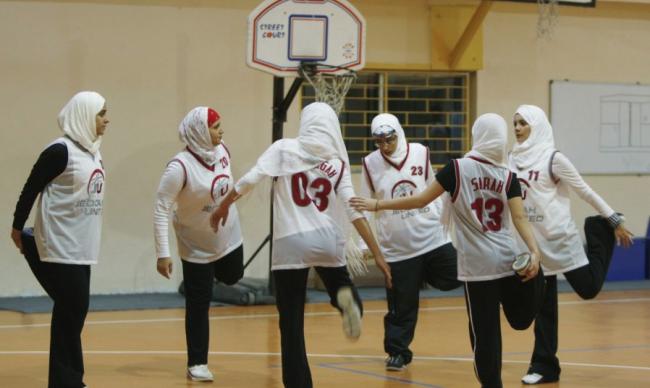 Saudi-women-basketball
