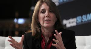 Google Puts Their Money Where Their Mouth Is, Hires Their 1st Female CFO Ruth Porat