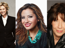 Jane Lynch, Cristela & Lily Tomlin To Headline The 7th Annual Women In Comedy Festival