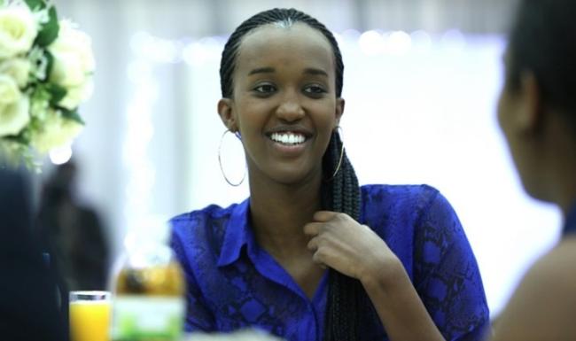 Rwanda S 1st Daughter Ange Kagame Says Economic