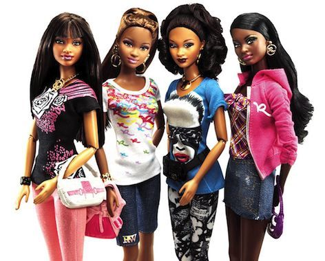 How Ingrained Are The Unrealistic Standards Barbie Has