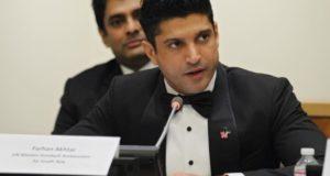 Bollywood Star Farhan Akhtar On Being UN Women's First Male Ambassador