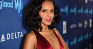 Kerry Washington Talks Voting Rights, Race & The Power Of Unity At The GLAAD Awards