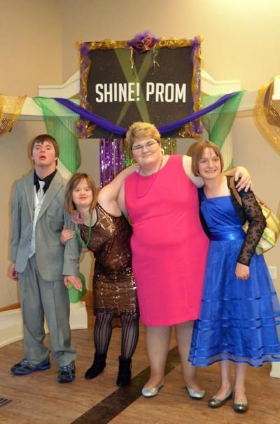 shine-prom