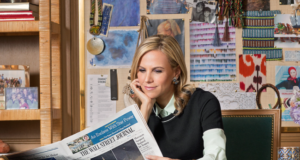 What Success Secrets Do Tory Burch & China's Biggest Office Real Estate Developer Have In Common? They Make Time For This…