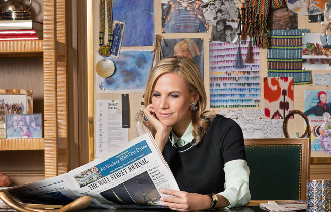 tory-burch-make-time-wall-street-journal