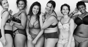 Lane Bryant's 'I'm No Angel' Lingerie Campaign Promoting Body Diversity