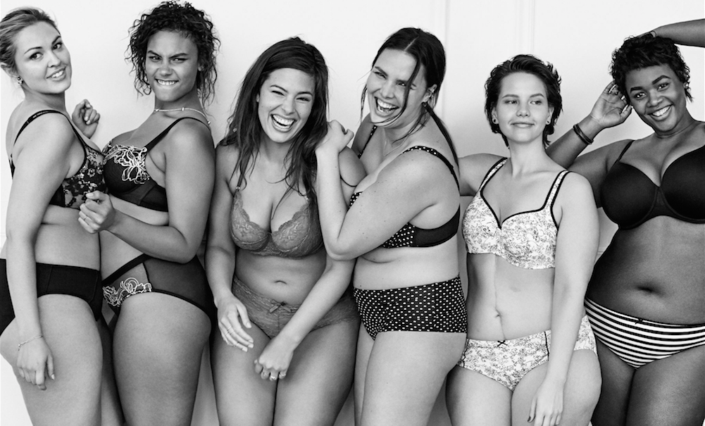 a549aff4ce391 Lane Bryant s  I m No Angel  Lingerie Campaign Promoting Body Diversity