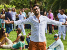 Moroccan Singer Ahmed Chawki Writes New Song About Female Empowerment