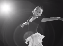 "This 8 Year-Old Amputee Uses Dance As A Powerful Way To Say ""Never Give Up"""