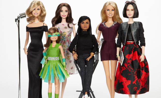Barbie-sheroes
