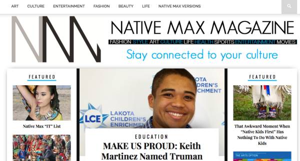 native-max-magazine
