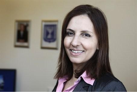 Gila-Gamliel-equality-minister-israel