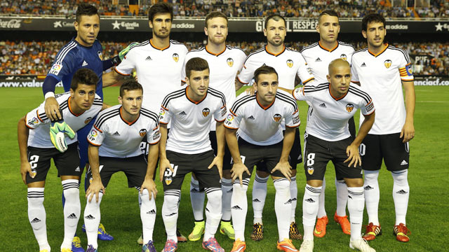 Valencia cf are the 1st sports club to become global un - Orts valencia ...