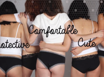 """Underwear Brand THINX Is Making Periods More Empowering, Less """"Eww"""""""