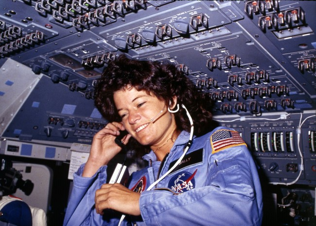 Sally-Ride,-Americas-first-female-astronaut