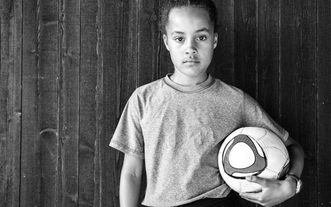 In Honor Of The Women's World Cup, These Young Girls Show Their Best #Gameface
