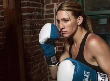 "Boxer Mikaela Mayer Proving Women In Sport Are More Than ""Just A Pretty Face"""