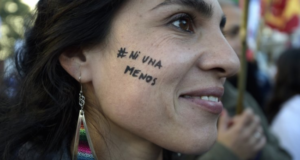 Mass Protests Sweep Argentina Condemning Violence Against Women