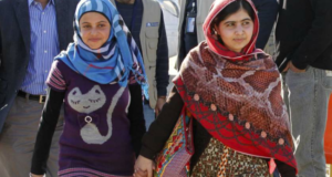 She Hates Child Marriage & Advocates Girls Education-Meet The Malala Of Syria