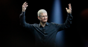 "Apple CEO Tim Cook Declares Women & Diversity The ""Future Of Our Company"""