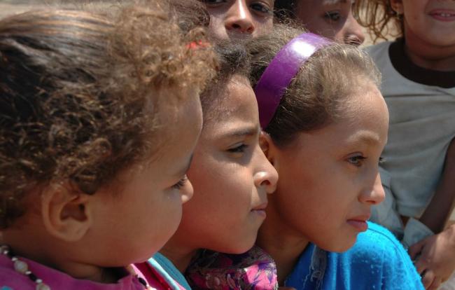 egyptian-girls