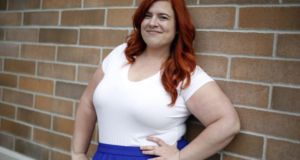"Blogger Brittany Gibbons Says It's Time To Stop Calling Plus Size Women Who Wear Bikinis ""Brave"""