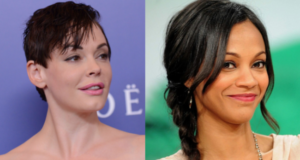 Rose McGowan & Zoe Saldana The Latest Women To Call Out Sexism In Hollywood