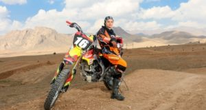 Female Motorcyclists Breaking Cultural Taboo In The Middle East
