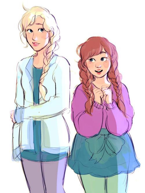 beverly-johnson-disney-doodles-anna-elsa
