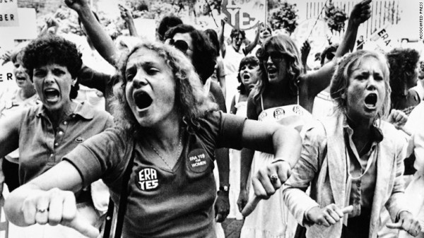 What are some feminist organizations?