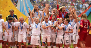 Following The USWNT World Cup Victory, New Amazon Show 'The Kicks' Is Set To Be A Winner
