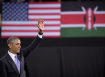 President Obama Made An Important Speech In Kenya About Women's Rights