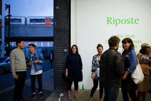 riposte-magazine-launch-party