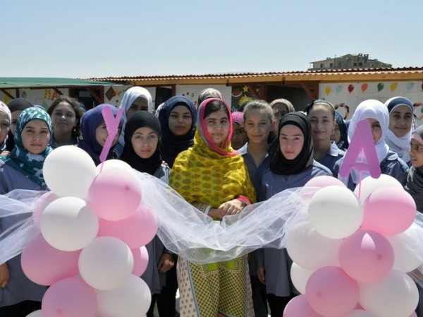 malala-opens-girls-school
