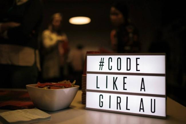 code-like-a-girl-au
