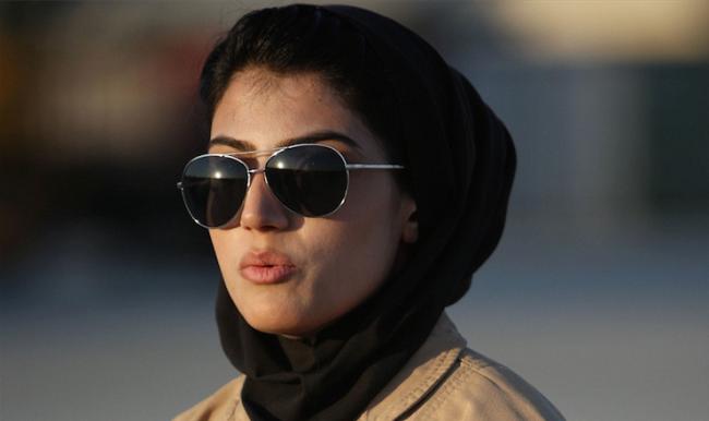 Niloofar-Rahmani-afghani-pilot