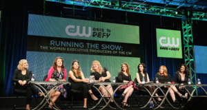 CW Network's Female Showrunners Talk About The Importance Of Telling Women's Stories