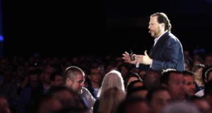 How Salesforce CEO Marc Benioff Is Leading The Way With His Attack On The Wage Gap