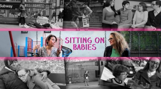 Sitting-on-babies-web-series