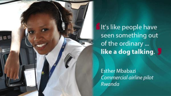 esther-mbabazi-rwandan-pilot